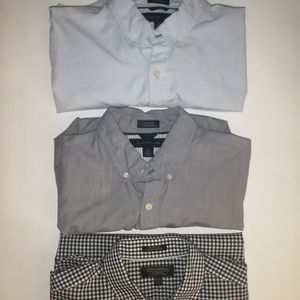 3 for 30 TOMMY HILFIGER SHIRTS